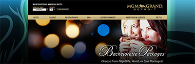 MGM Grand Has A Few Different Hotel And Spa Bachelorette Party Packages Which Include Dining At One Of Their Awesome Lounges As Well Spirits